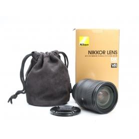 Nikon AF-S 3,5-5,6/16-85 G ED VR DX (206463)