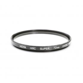 Hoya UV-Filter 72 mm HMC Super UV(0) E-72 (220178)