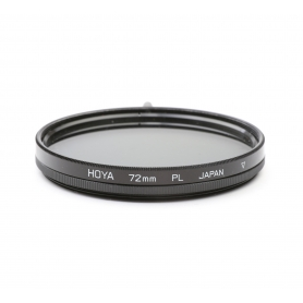 Hoya Polfilter 72 mm PL E-72 (222118)