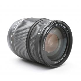 Sigma EX 3,5-6,3/18-250 DC OS HSM Makro NI/AF D (222142)