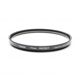 Canon Protect 77 mm UV-Filter Neutral Clear E-77 (222146)