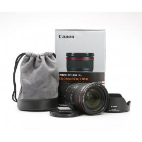 Canon EF 2,8/24-70 L USM II (222413)