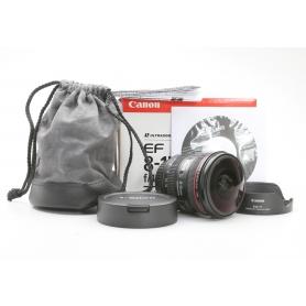 Canon EF 4,0/8-15 L USM Fisheye (222330)