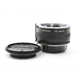 Tamron SP-Telekonverter 2x für Minolta MC/MD (222201)