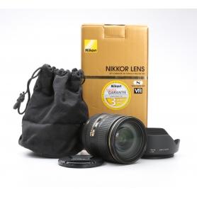 Nikon AF-S 4,0/24-120 G ED VR (222422)