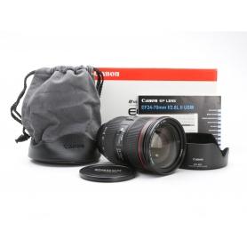 Canon EF 2,8/24-70 L USM II (222308)