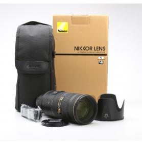 Nikon AF-S 2,8/70-200 G IF ED VR II (222335)
