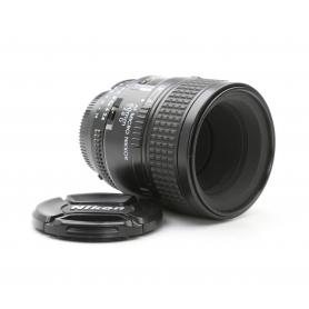 Nikon AF 2,8/60 D Micro (222364)