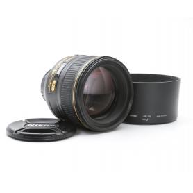 Nikon AF-S 1,4/85 G N (222370)