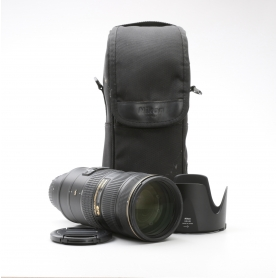 Nikon AF-S 2,8/70-200 G IF ED VR II (222371)