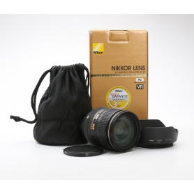 Nikon AF-S 4,0/24-120 G ED VR (222368)