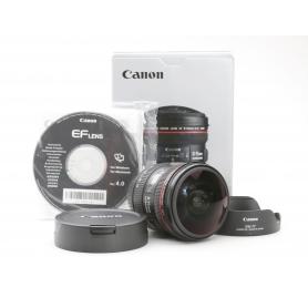 Canon EF 4,0/8-15 L USM Fisheye (222440)