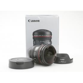 Canon EF 4,0/8-15 L USM Fisheye (222445)