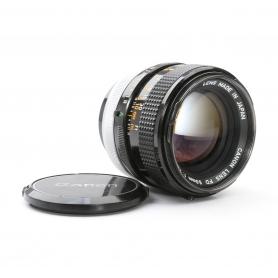 Canon FD 1,4/50 S.S.C. (202180)