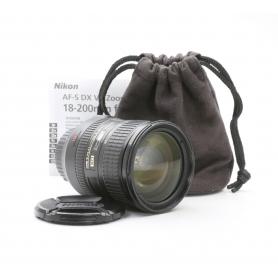 Nikon AF-S 3,5-5,6/18-200 IF ED VR DX (204096)