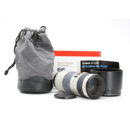 Canon EF 4,0/70-200 L IS USM (222513)