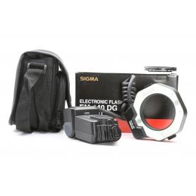 Sigma Makro Ringblitz EM-140 DG für Nikon (222522)
