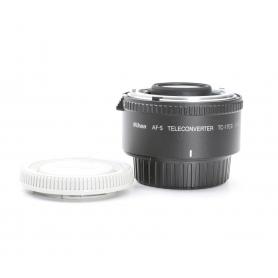 Nikon AF-S Telekonverter TC-17E II (222290)