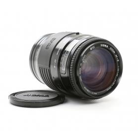 Sigma 3,5-4,5/35-135 Multi Coated Zoom-a AF für Sony / Minolta (222548)
