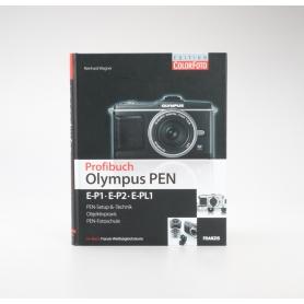 Olympus Olympus PEN Profibuch E-P1 / E-P2 / E-PL1 Reinhard Warner ISBN-9783645600330 | Buch (222568)