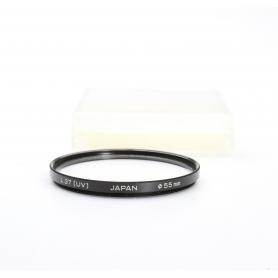 Minolta UV-Filter 55 mm AC L37 (UV) E-55 (222601)