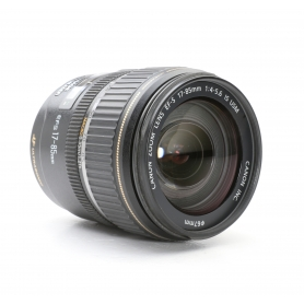 Canon EF-S 4,0-5,6/17-85 IS USM (222648)
