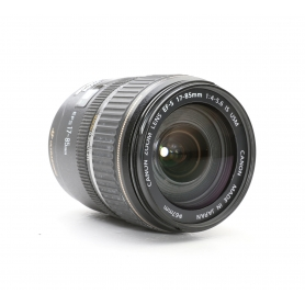 Canon EF-S 4,0-5,6/17-85 IS USM (222649)