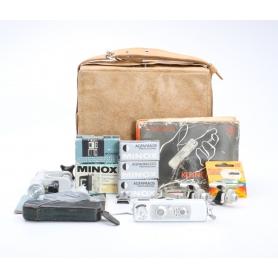 Minox Complan 3,5/15 Miniatürkamera Mini Camera (222603)