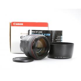 Canon EF 1,2/85 L USM II (222655)