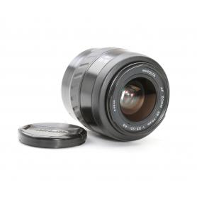 Minolta 3,5-4,5/35-70 AF Zoom (22) (222728)