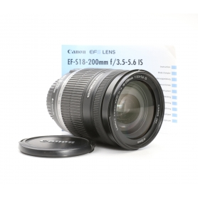 Canon EF-S 3,5-5,6/18-200 IS (222778)