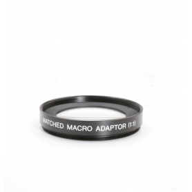 OEM Matched Macro Adaptor 49 mm Close-Up Lens Nahlinse E-49 (222725)