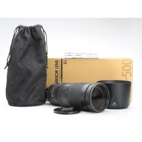 Nikon AF-S 5,6/200-500 G ED VR (222838)
