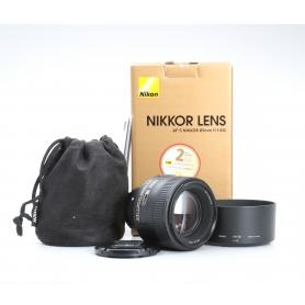 Nikon AF-S 1,8/85 G (222844)