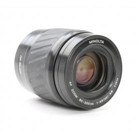Minolta AF 4,5-5,6/80-200 Zoom (222859)