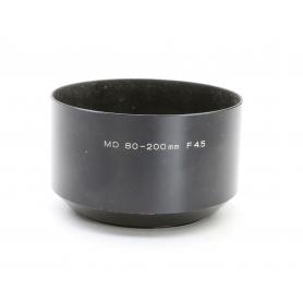 Minolta MD 80-200 mm F4.5 Sonnenblende Lens Hood (222909)