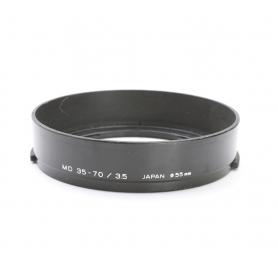 Minolta MD 35-70 / 3.5 Sonnenblende Lens Hood 55 mm (222928)