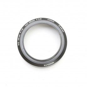 Minolta MD 35 mm F1.8 & 2.8 Sonnenblende Lens Hood 49 mm (222929)