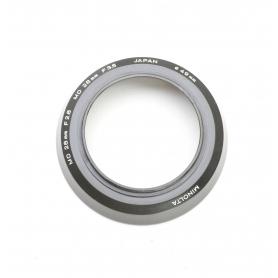 Minolta MD 28 mm F2.8 & 3.5 Sonnenblende Lens Hood 49 mm (222936)