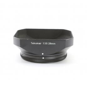 Asahi Pentax Takumar 3.5/28 Sonnenblende Lens Hood (222949)