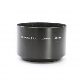 Minolta MD 100 mm F2.5 Sonnenblende Lens Hood (222901)