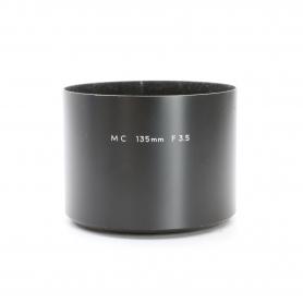 Minolta MC 135 mm F3.5 Sonnenblende Lens Hood (222903)