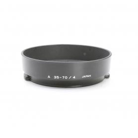 Minolta A 35-70 mm F4 Sonnenblende Lens Hood (222927)