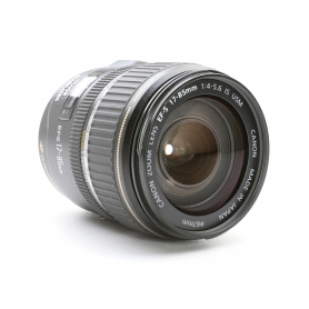Canon EF-S 4,0-5,6/17-85 IS USM (222989)