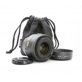 Nikon AF-S 1,8/35 G DX (222990)