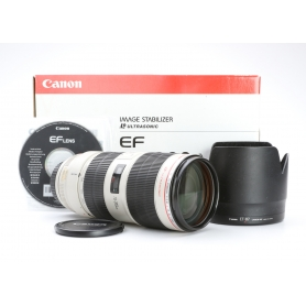Canon EF 2,8/70-200 L IS USM II (223040)