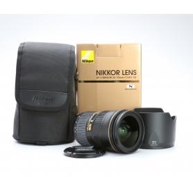 Nikon AF-S 2,8/24-70 G ED (205989)