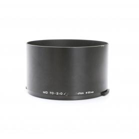 Minolta MD 70-210 mm / 4.0 Sonnenblende Lens Hood 55 mm (222986)