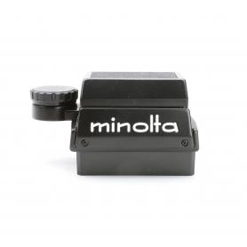 Minolta W Finder Meter Prism Prismensucher (223067)