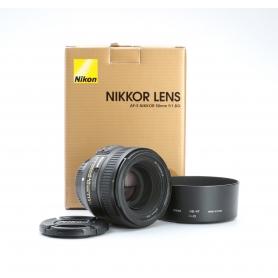 Nikon AF-S 1,8/50 G (223088)
